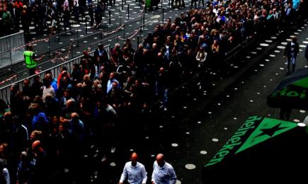 Ongeüniformeerde private beveiligers in het publieke domein bij evenementen: een verkenning bij de Ziggo Dome in Amsterdam