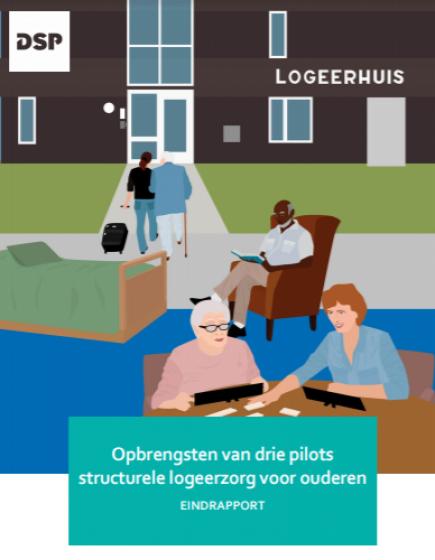 Opbrengsten van drie pilots structurele logeerzorg voor ouderen – Eindrapport