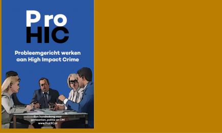 Manual on how to tackle High Impact Crime