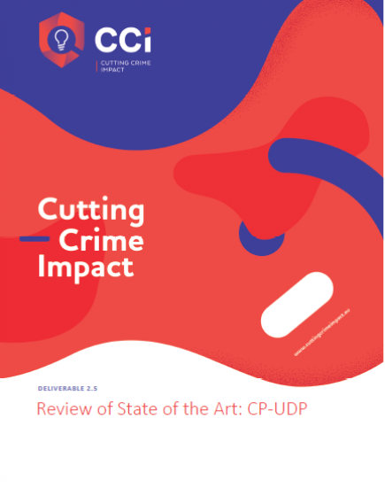 Cutting Crime Impact: Review State of the Art: CP-UDP